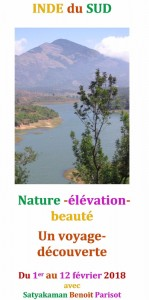 extrait 1 flyer voyage Sud Inde 2018_Nature Elévation Beauté